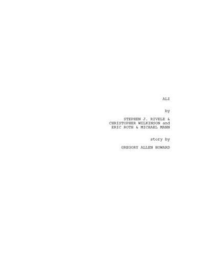 Script-Ali-Michael-Mann