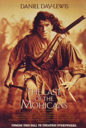 The-Last-of-the-Mohicans-Poster