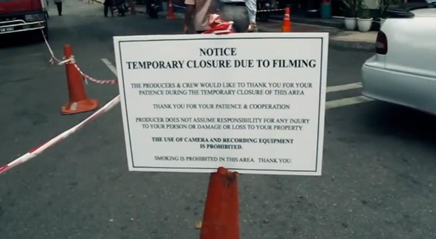 Michael Mann Production Notice